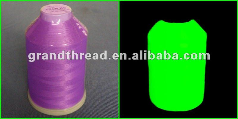 Glow In The Dark Embroidery Embroidery Thread Glow In The Dark