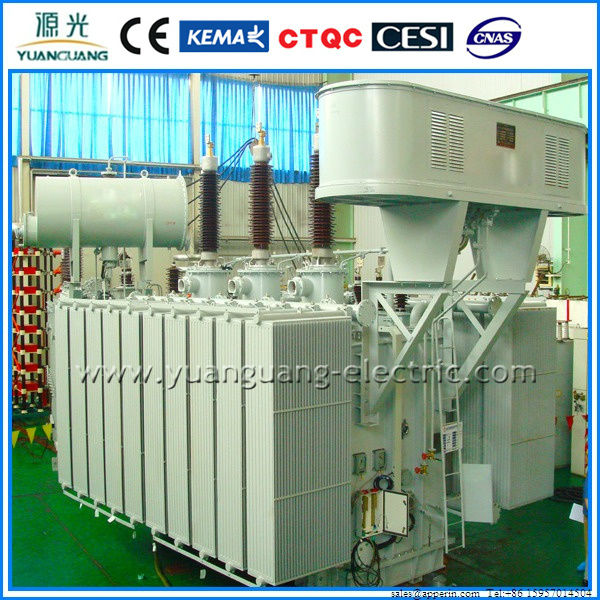 110kV 12.5mva no-load tap changer transformer mv transformer