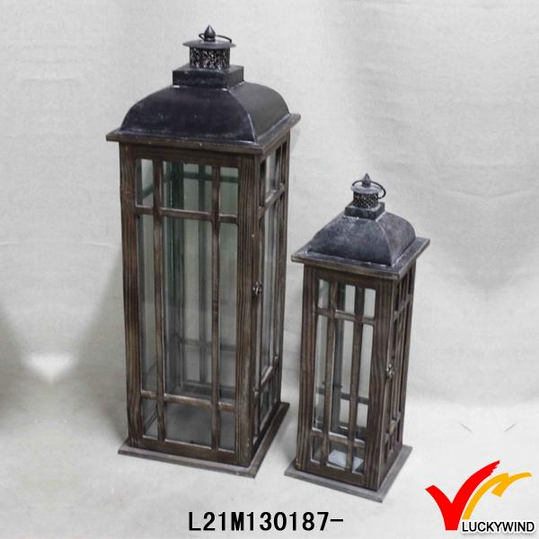decoration french country style old lanterns manufacturers