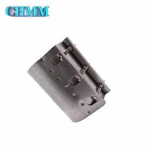 Competitive Price Pipe Coupling Ss316 Repair Clamp RCE Hdpe Pipe Fitting  Sus304 Clamp