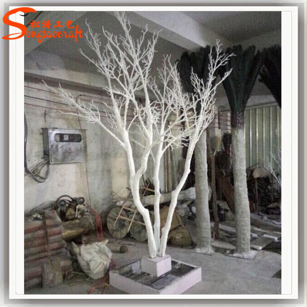 artificielle arbre tronc sans feuilles faux arbre mort branche d coration arbre mort arbres. Black Bedroom Furniture Sets. Home Design Ideas