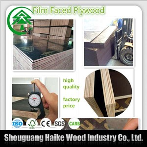 18mm marine plywood lowest waterproof plywood price 48 hours hot water boiled phenolic plywood
