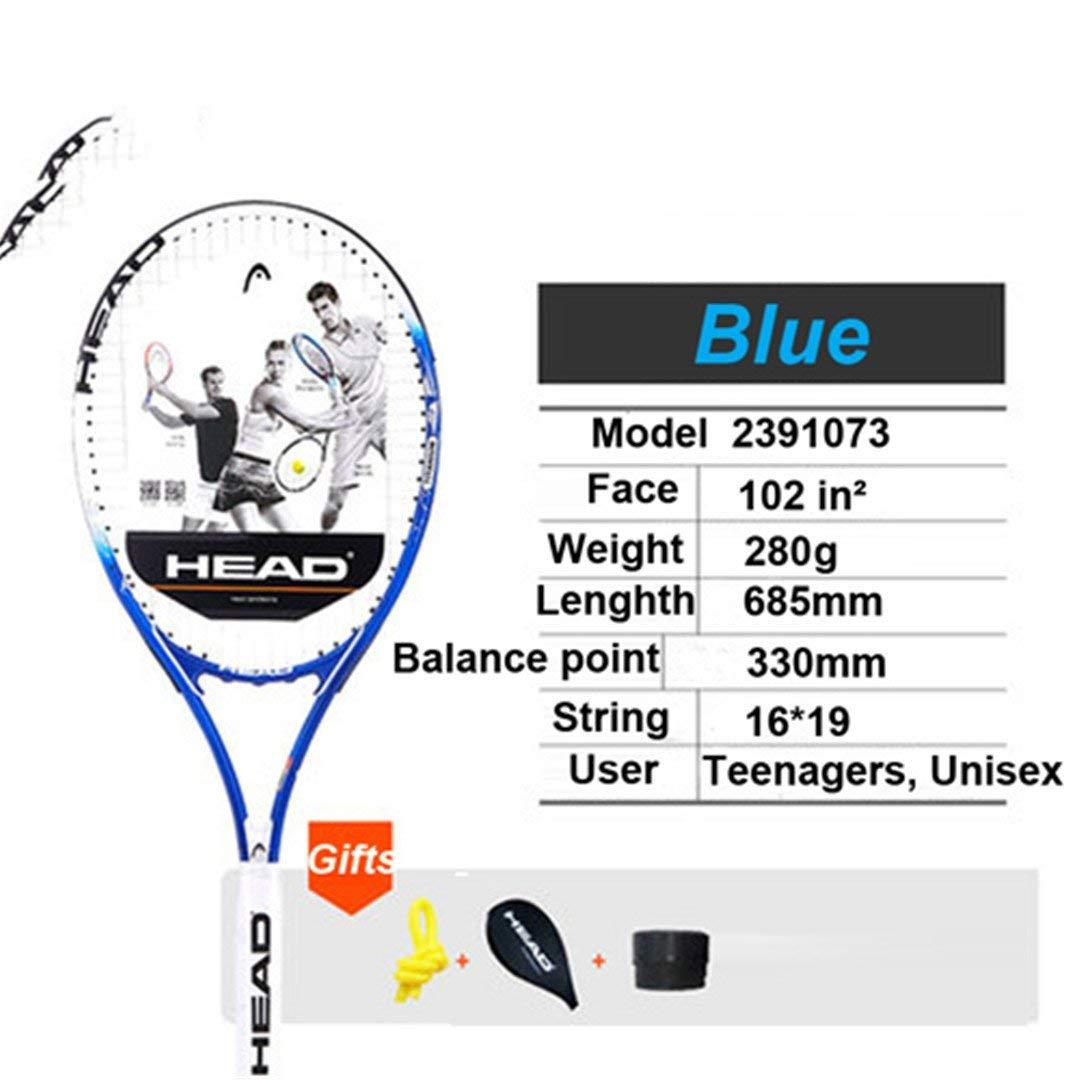 official photos 9cdfc 0de34 Get Quotations · Original Tennis Racket Men Tennis Racquet With Bag  Overgrip Raquetes De Tenis Professional Masculino Tenis Raquete