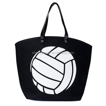 Canvas Volleyball Tote Bag - Buy Canvas Volleyball Tote Bag 097372eed20aa