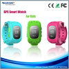 Secutronic GPS Positioning Children SOS Smart Watch with Alarm Remote Monitoring for Android & iOS Mobile Phone