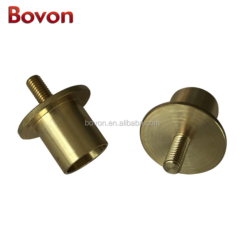 Customized cnc precision machining brass parts for sale in China