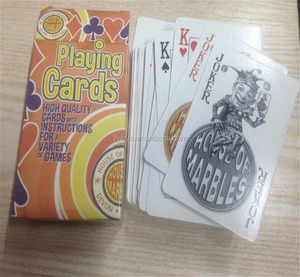 Customized High Quality Fun Games Poker Card