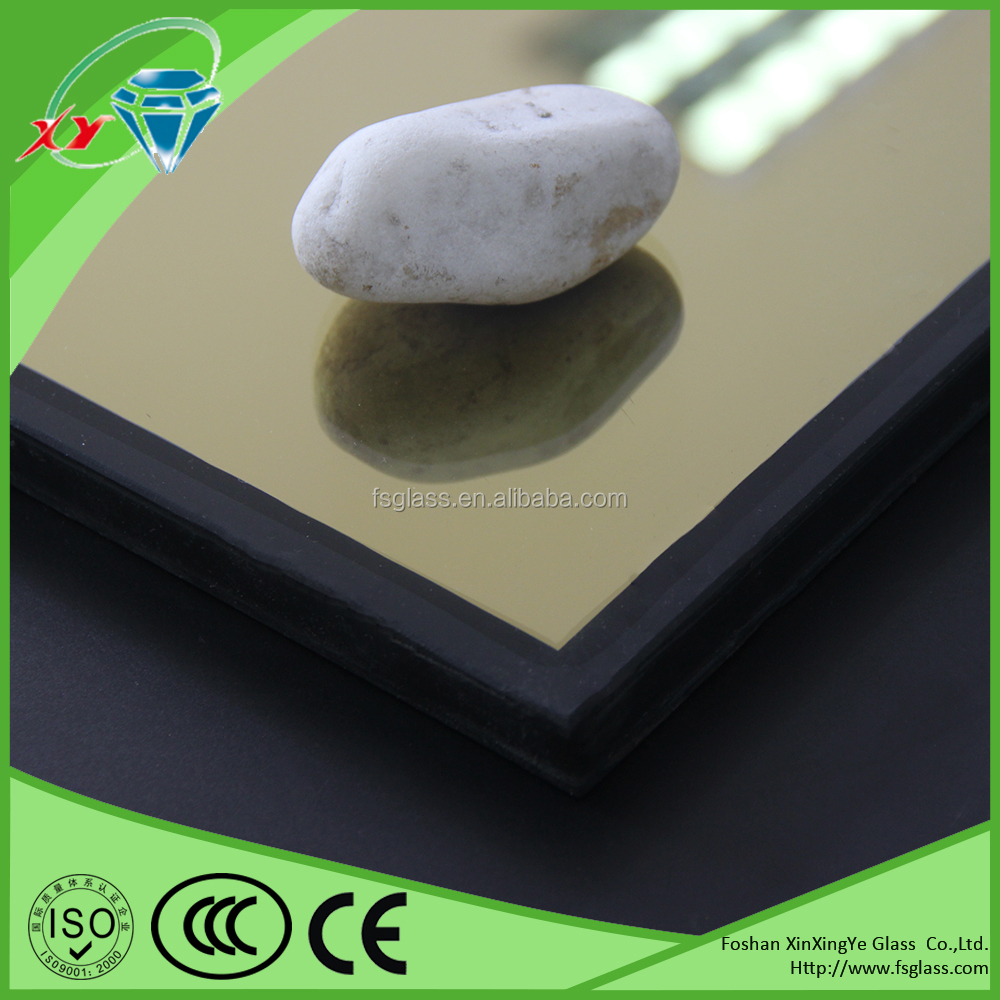 Elegant shape glass replacement, window glass uv protection
