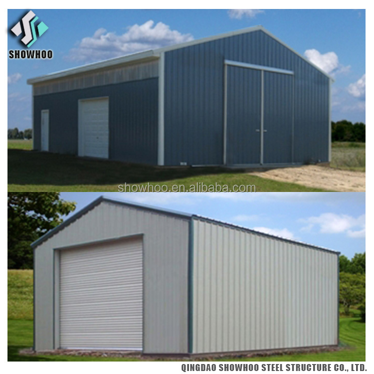 Low Cost Professional Sandwich Panels Prefab Car Garage Design - Buy ...