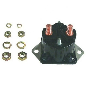 15-375, 15-487, 18-5815, SW275, 6699-205 Club Car 12 Volt 4 Terminal Solenoid Gas Golf Cart Coil