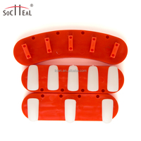 Nail Art Manicure tools Acrylic Nails Practice Holder training frame