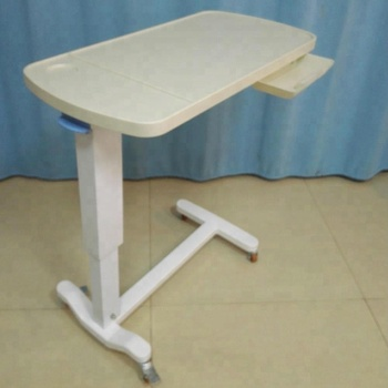 Factory Supplier Hospital Bedside Tray Table Bed With