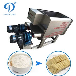 New type double helix washing gluten machine wheat flour making machine