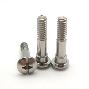 Factory produce Round Head Cross Screw customized fasteners
