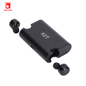 mini headset 5.0 with microphone true wireless blue tooth earbuds for iphone apple in ear X2T bose headphones