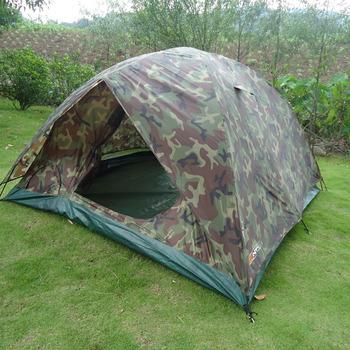 Impermeabile Doppi Strati Outdoor Militare Usato Tende Da Campeggio