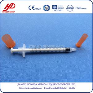 0 5ml Insulin Syringe With Needle, 0 5ml Insulin Syringe With Needle