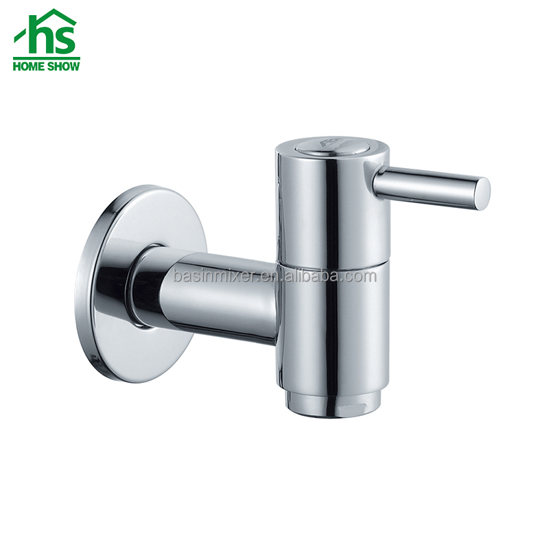 Modern design outdoor single cold brass water tap