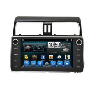 2GB RAM Android7.1 Car DVD Prado 2018 GPS Navigation android TPMS,Car stereo with Gps for prado
