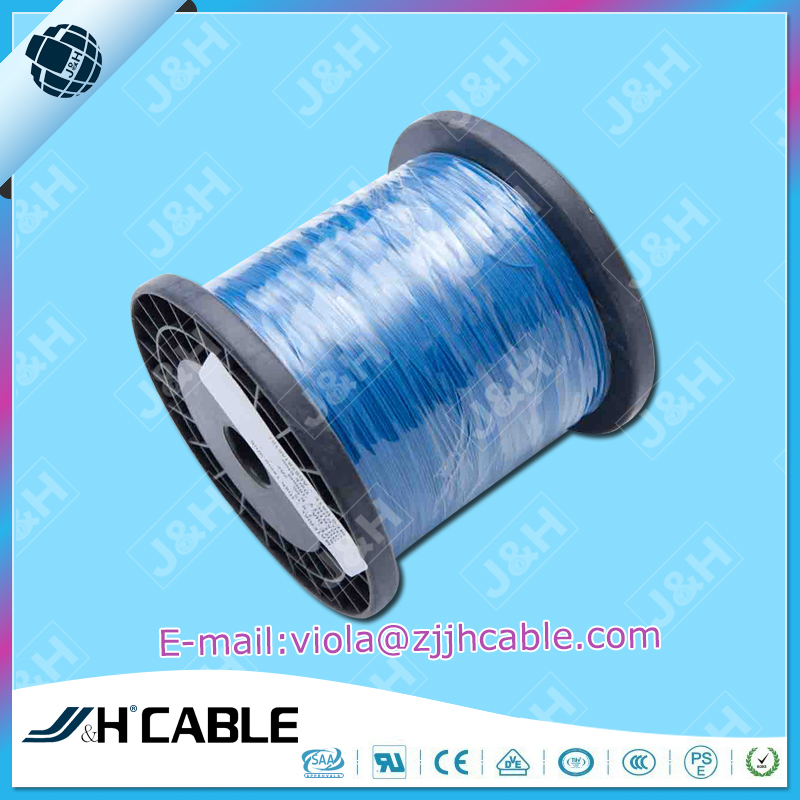 high temperature wire 300V UL1333 22AWG fep coated teflon wire