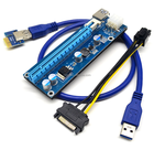 USB 3.0 Adapter Card GPU Graphic Card pcie cable pcie x16 graphics card riser 006c