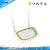 Plastic enclosure MT7620N 300mbps router wifi