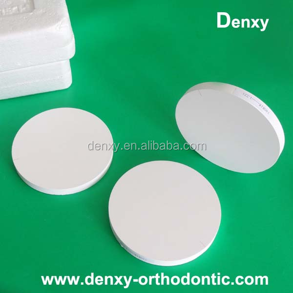 dental product CE Certification approve dental zirconia blocks