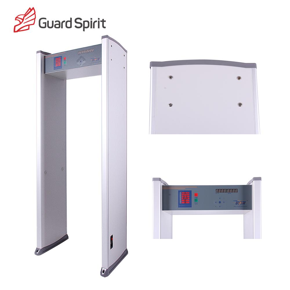 Finden Sie Hohe Qualität Flughafen-sicherheit Metalldetektor Tür ...
