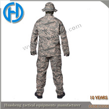 Military dress BDU army uniform