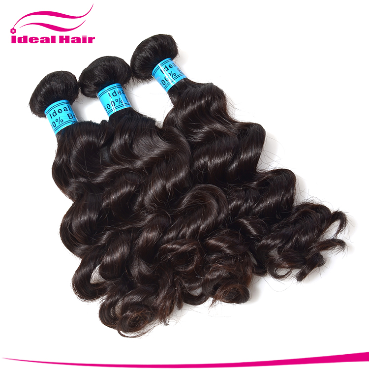 Inexpensive prices burgundy brazilian hair weave bundles,loose deep wave virgin hair,100% loose wave human hair weave