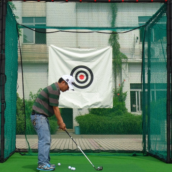 Indoor Golf Practice Net golf cage for multiple sports 3m