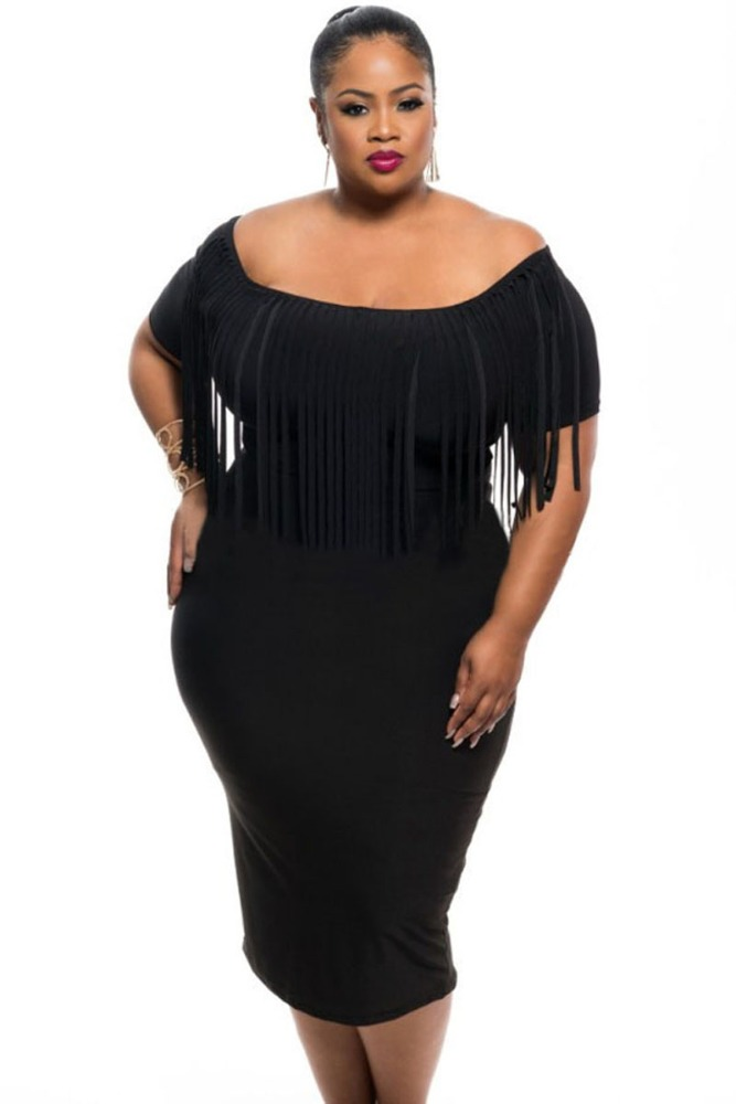 Plus Size Women Clothing,Fat Women Dresses,Dress Plus Size ...
