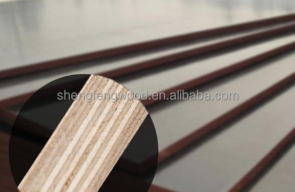 Film Faced Plywood / film face waterproof plywood / Good quality Flim faced Plywood from china