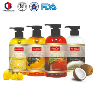 branded color changing hand wash