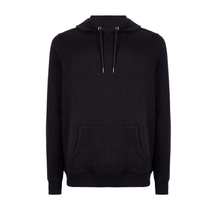 2019 OEM Custom Streetwear Pullover <strong>Mens</strong> <strong>Black</strong> Pocket Front <strong>Hoodie</strong>