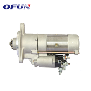 OFUN China Factory Engine Parts Starter Motor Assembly