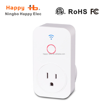plug in smart timer control light Wi-Fi smart plug wifi socket
