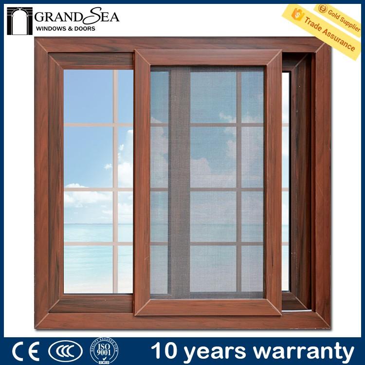 小さなサイズ防音スライディングウィンドウ鉄グリル用ゲート-窓-製品ID:60533288853-japanese
