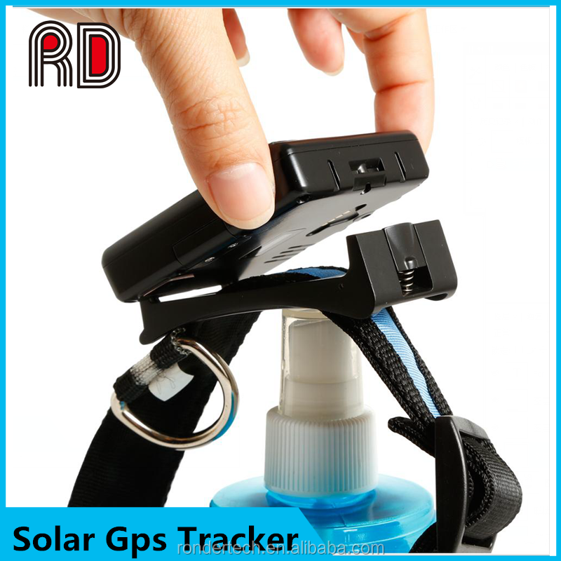 Animals solar powered gps dog collar tracker for Cow