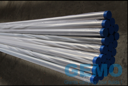 SMS 3008 316L mirror surface seamless pipe food grade Sanitary Tubes