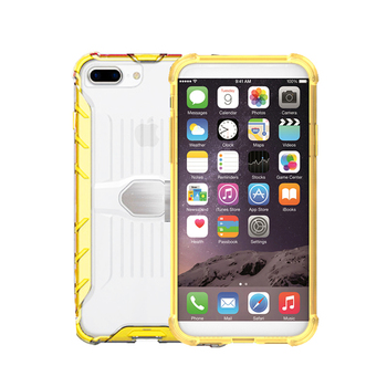 360 Degrees Full Protective colorful cell phone waterproof case for iphone 8plus