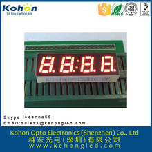 Hot mini 4 digit 7 segment LED numeric display 0.28 in shenzhen factory