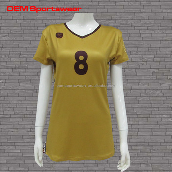 Newest Top Design Women Custom Printing Volleyball Jersey - Buy Top ... d8db0f7229