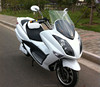 trade assurance cool T3 max motor electric moped 3000w majesty windshield scooter