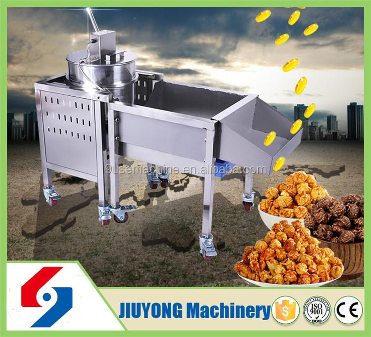 caramelizer machine