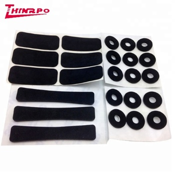 Long Life Kinds Of Rubber Feet Block / Thin Rubber Feet Bumper / Rubber  Flat Feet Pad With Strong 3m Adshieve - Buy Rubber Flat Feet Pad,Clear  Bumper