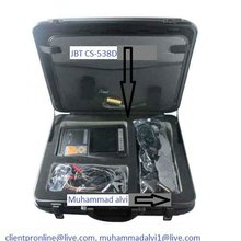 Jbt-cs538d auto scanner diagnostico