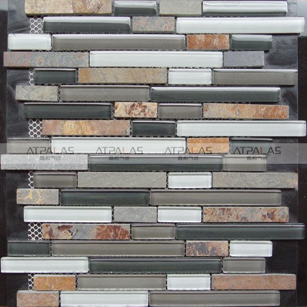 Famiglia mix arte del mosaico foshan prezzo di fabbrica mosaico ...