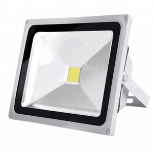 Safe voltage high brightness 6000k 50 watt 12v led flood light ip65 marine led floodlights