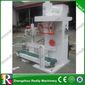 Computer quantitative scale is mainly applied automatic seed packaging machine